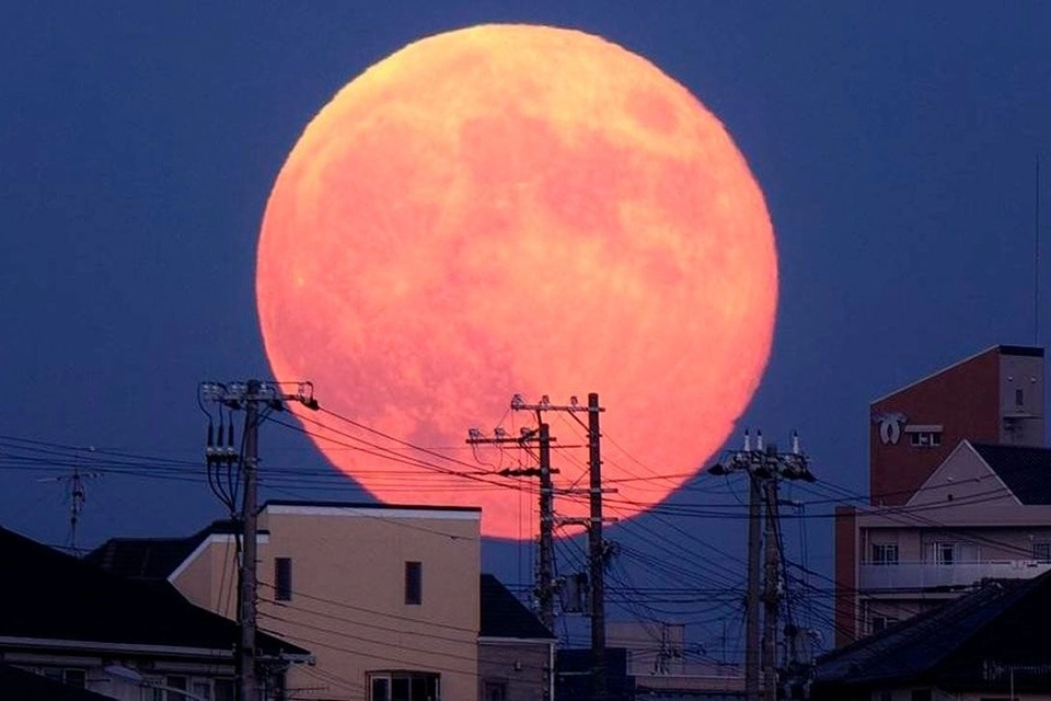 Superluna rosa: dónde y cómo ver la luna llena de abril 2021