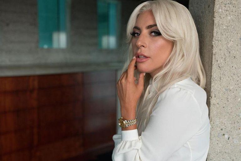 Lady Gaga reveló que quedó embarazada tras haber sido violada a los 19 años