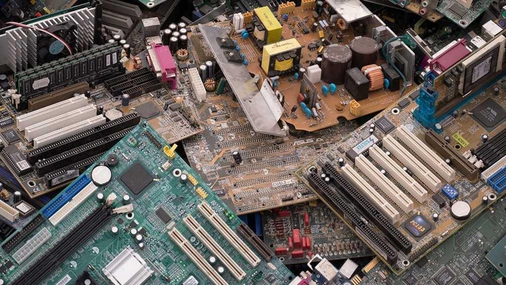 En la Argentina se generan 500.000 toneladas de residuos electrónicos al año