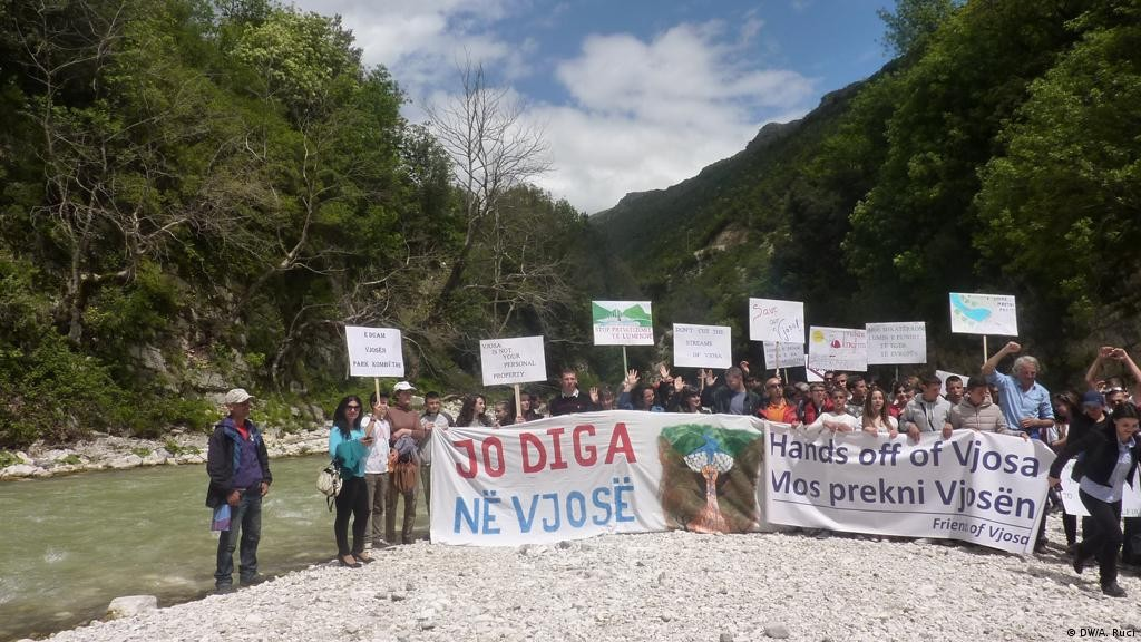 La lucha por salvar el último río 'salvaje' de Europa