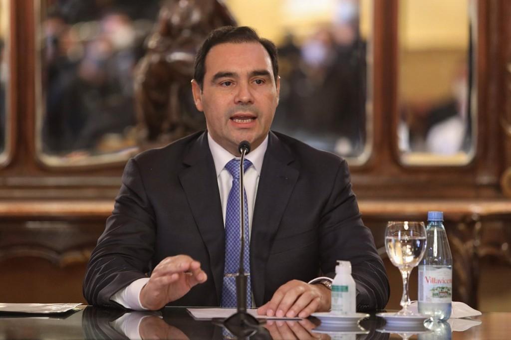 Gustavo Valdés lanzó su candidatura a la reelección para la Gobernación de Corrientes