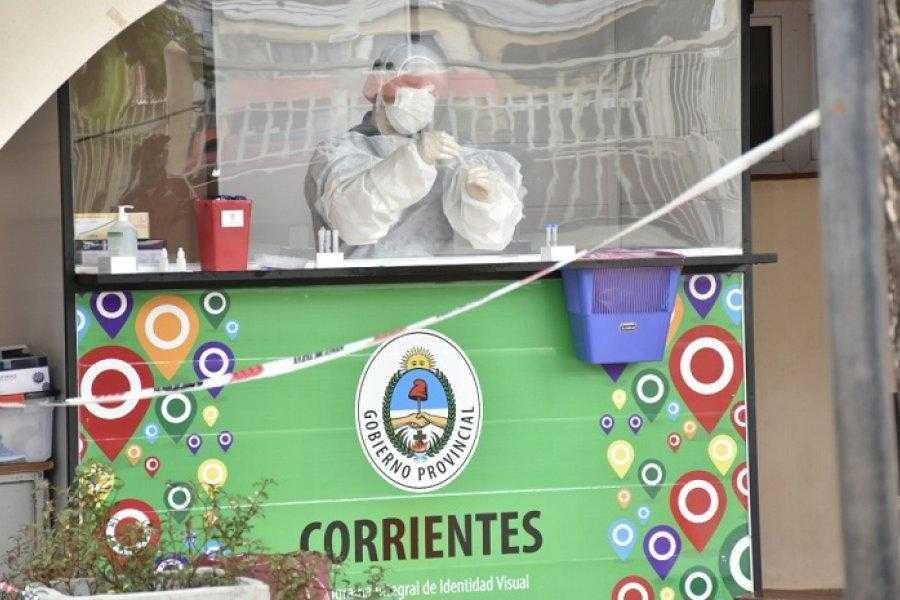 Reportaron nueve fallecidos y más de 900 positivos de coronavirus en Corrientes
