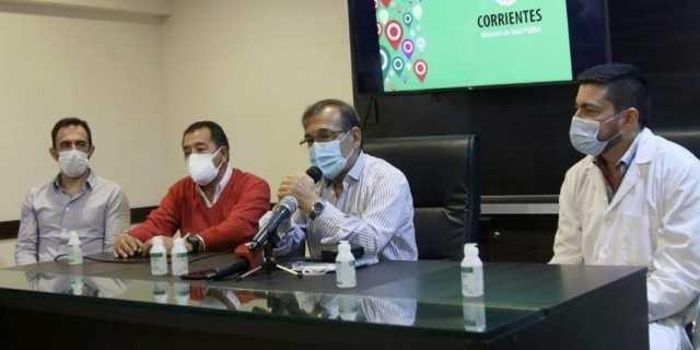 El Gobierno explicó las complicaciones con el oxígeno en el Hospital de Campaña