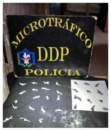 Secuestran droga en una vivienda de Fontana