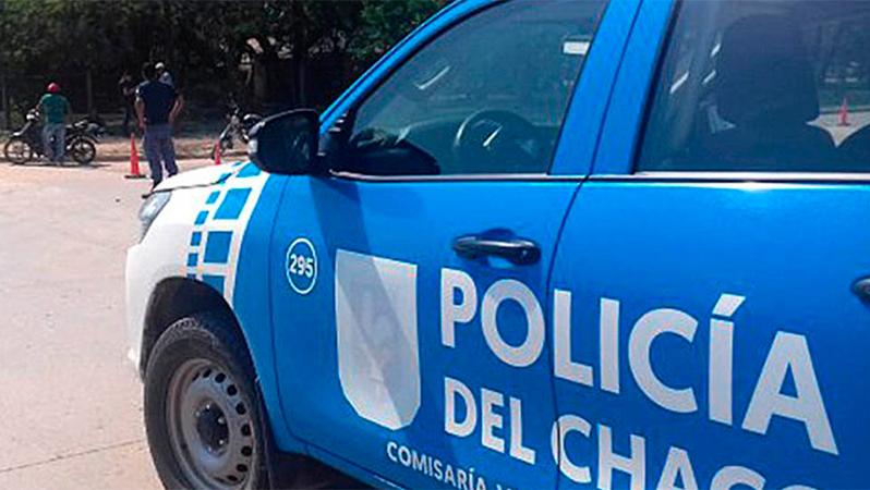 Quitilipi: separan de sus funciones a policías que ejercieron violencia contra un hombre en situación de calle