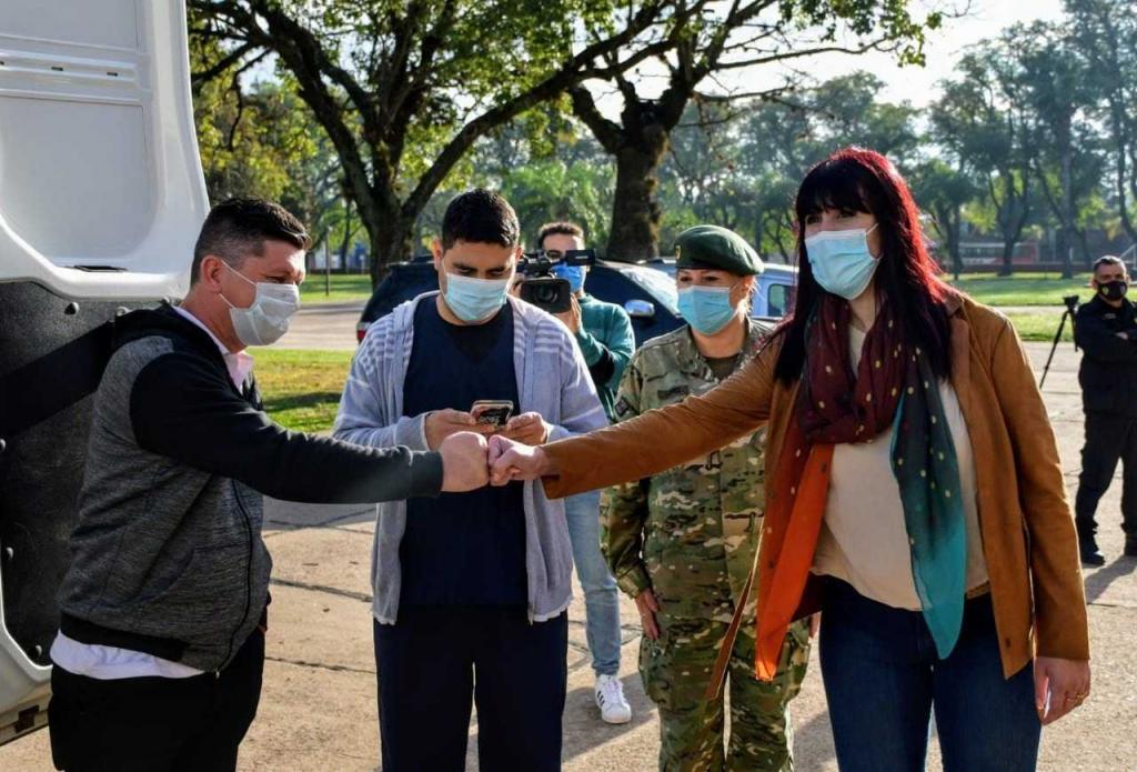 Avanza la campaña de vacunación en Chaco: comenzarán a inmunizar a mayores de 35 años