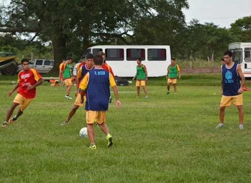 La Liga Chaqueña de Fútbol retoma los entrenamientos