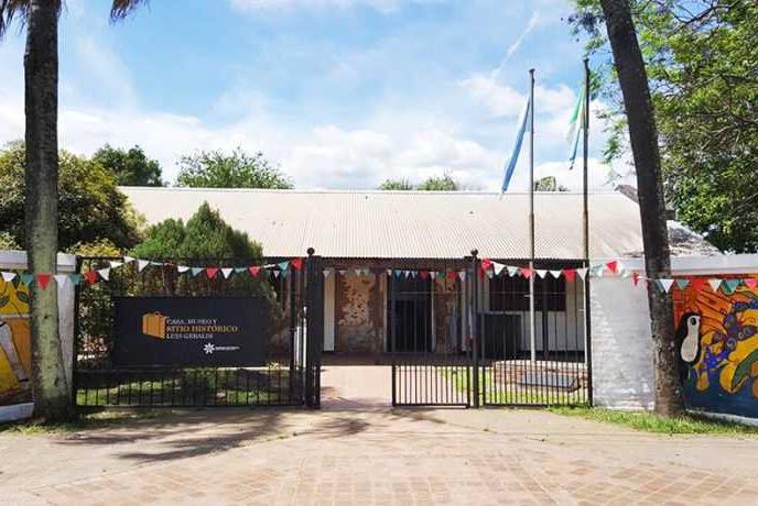 El Museo Geraldi continúa trazando lazos internacionales para poner en valor la historia de la inmigración en la provincia