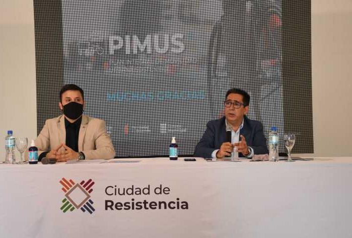 Martínez presentó el proyecto de ordenanza del Plan Integral de Movilidad Urbana Sostenible