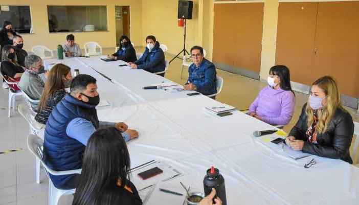 El Municipio planifica políticas públicas para la integración de niños, niñas y adolescentes de Resistencia