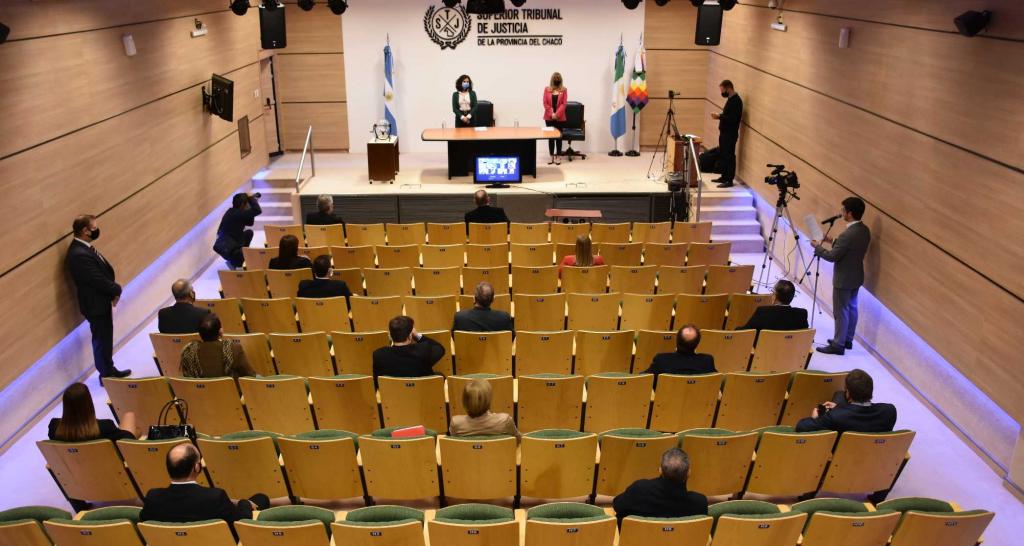 Comienza etapa de oposición del concurso para cubrir vacante en el STJ