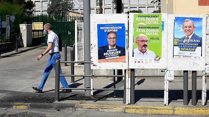 Los partidos franceses negocian alianzas para la segunda vuelta electoral