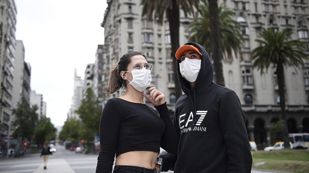 Uno de cada diez uruguayos se infectó o tiene coronavirus, según datos oficiales