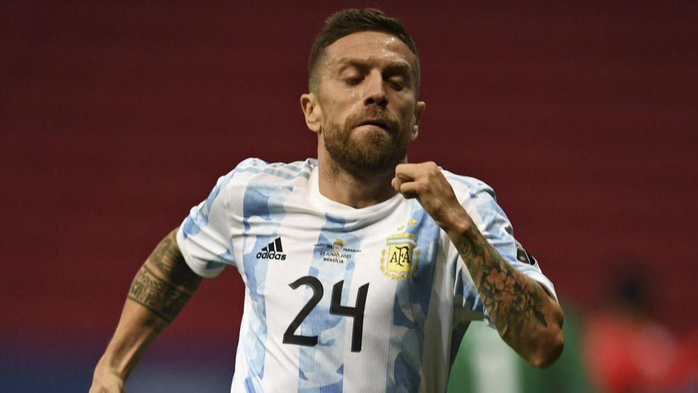 Argentina venció a Paraguay en la Copa América