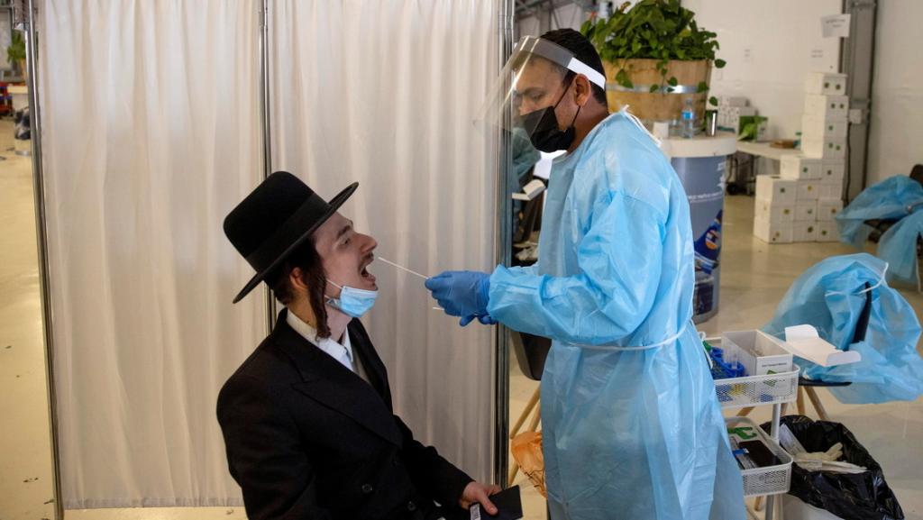 Variante Delta: Aumento de contagios en Israel