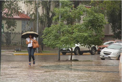 Resistencia entre las localidades con mayor milimetraje de lluvia en las últimas horas