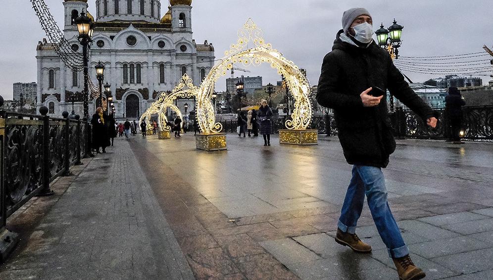 En Rusia los contagios y muertes por coronavirus vuelven a los niveles del invierno
