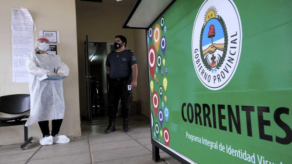 Corrientes reportó siete nuevos fallecidos por coronavirus y más de 700 casos positivos