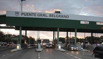 Confirmaron aumento en el valor del peaje del puente Chaco-Corrientes