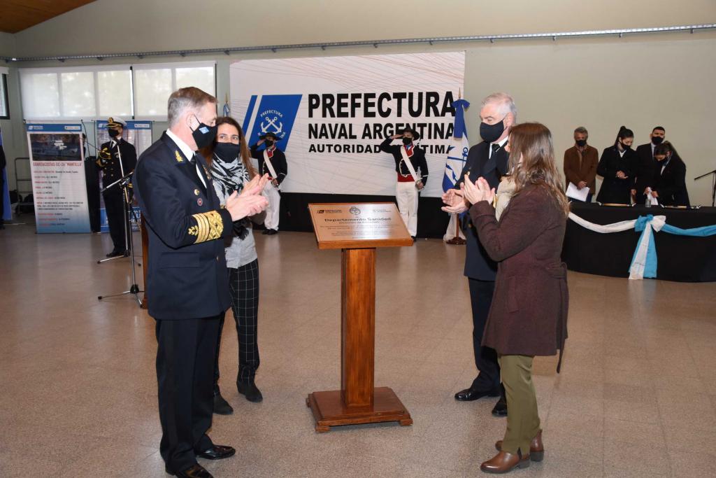 Prefectura Naval Argentina celebra sus 211 años