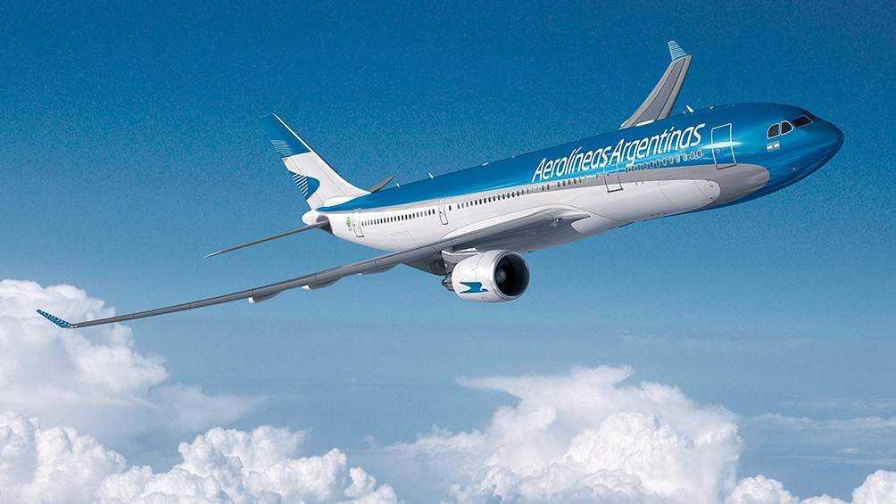 Parte un nuevo vuelo de Aerolíneas a buscar vacunas Sputnik V