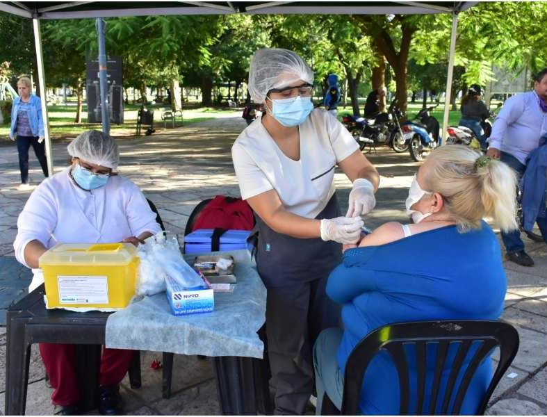 PAMI-Chaco acordó con municipios para facilitar el acceso a vacunas antigripales