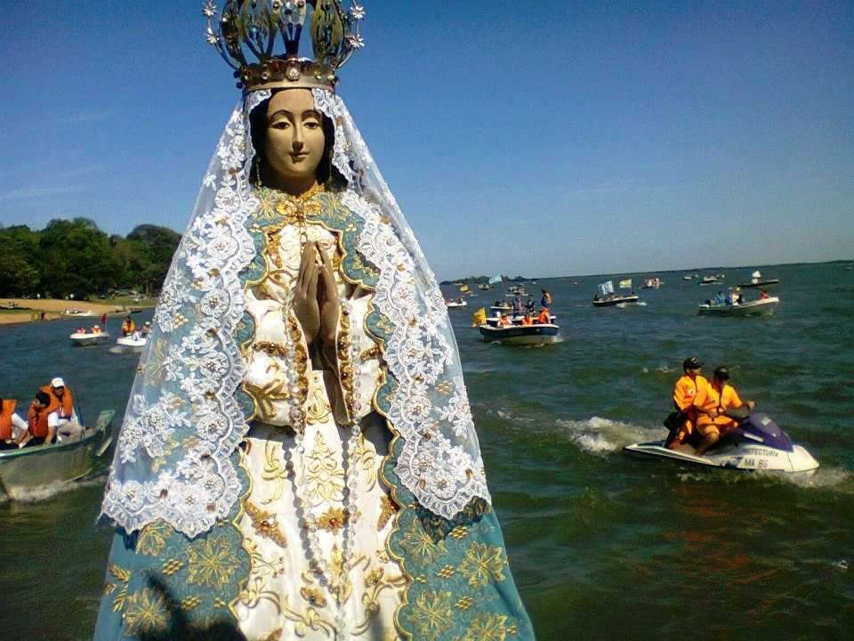 Corrientes celebra el 121 Aniversario de la coronación pontificia de la Virgen de Itatí