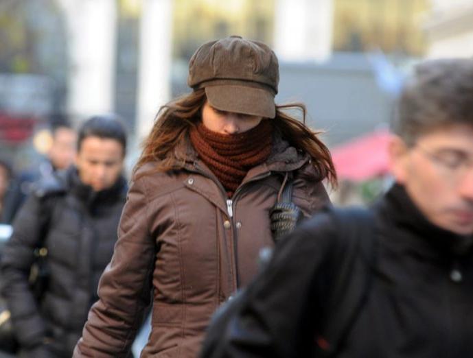 Lunes de frío intenso en Resistencia, se registró una mínima de -2°