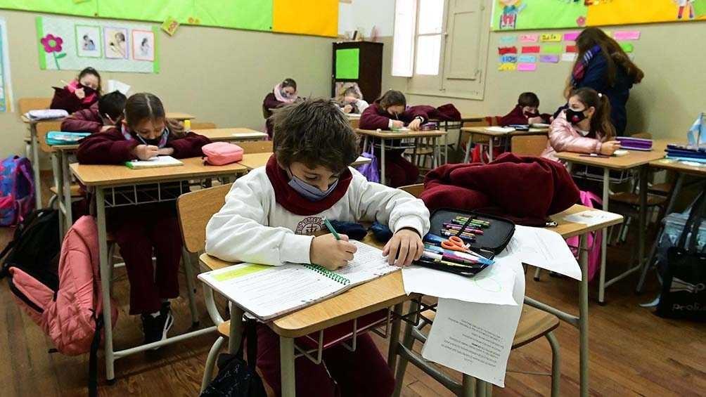 El Consejo Federal de Educación avaló el piso mínimo de 70% de contenidos aprobados para promocionar el año