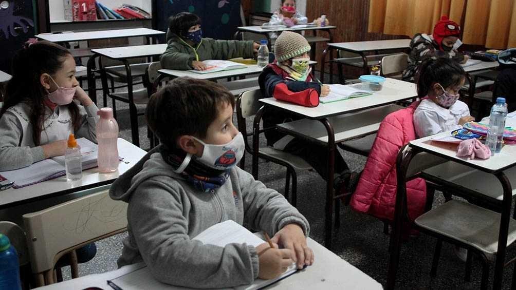 Preparan el retorno a clases presenciales tras el receso invernal