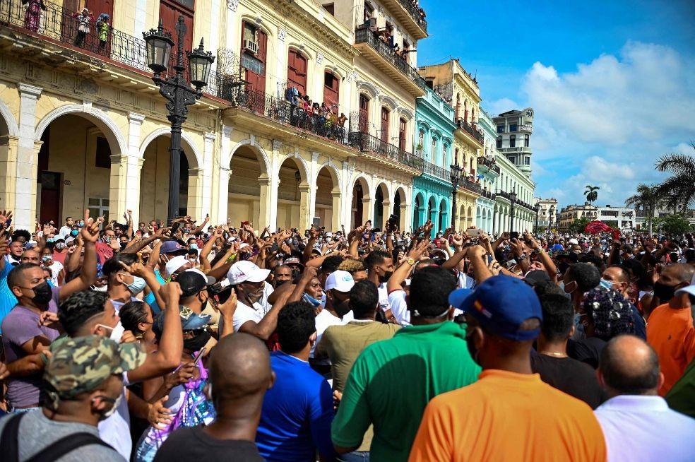 La OEA se reunirá para debatir la situación en Cuba, tras protestas