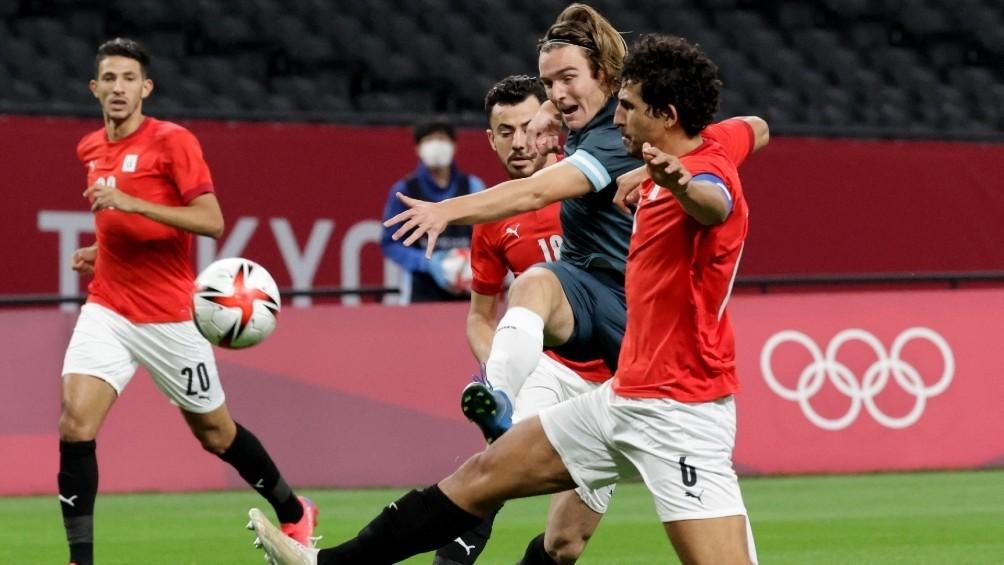 Argentina empató en el final a España, pero no tuvo tiempo para el milagro