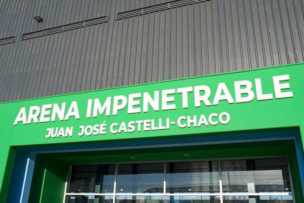 Castelli ya cuenta con un complejo deportivo de primer nivel con todas las comodidades
