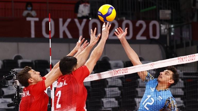 Triunfo clave del vóley argentino ante Túnez en los Juegos Olímpicos