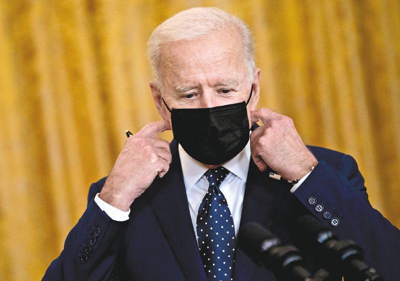 Biden propone entregar US$ 100 en efectivo para incentivar vacunación contra Covid-19