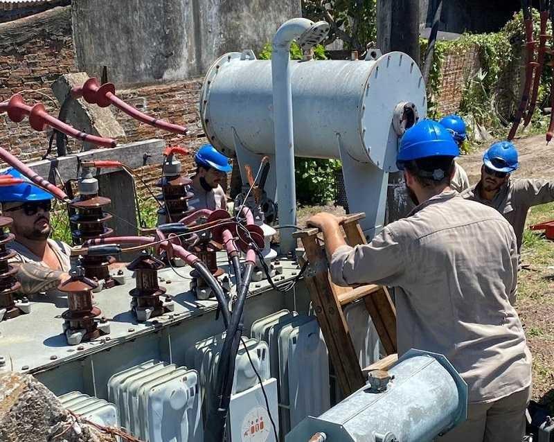 En el primer semestre de 2021, Secheep ejecutó obras por 1.400 millones de pesos
