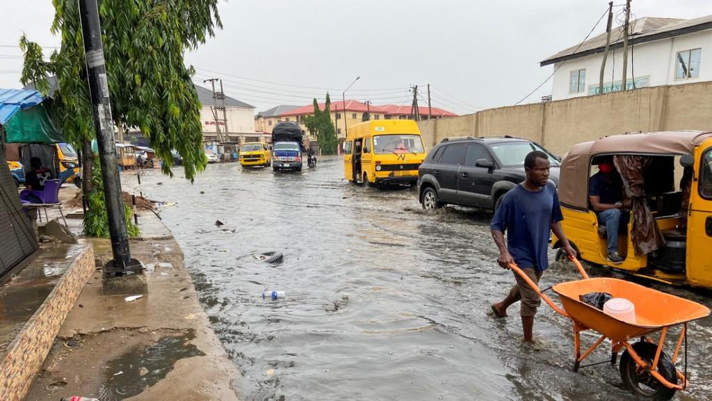 Cada vez más inundaciones en la ciudad más poblada de África