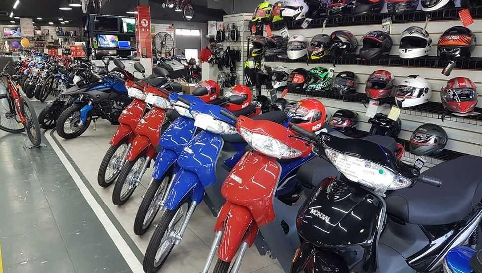 El patentamiento de motos creció un 25% interanual