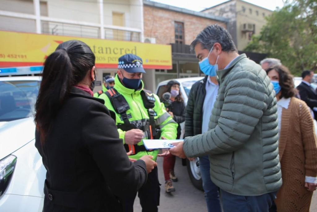 CHACO: Gobierno suma patrulleros para reforzar la seguridad en el Interior