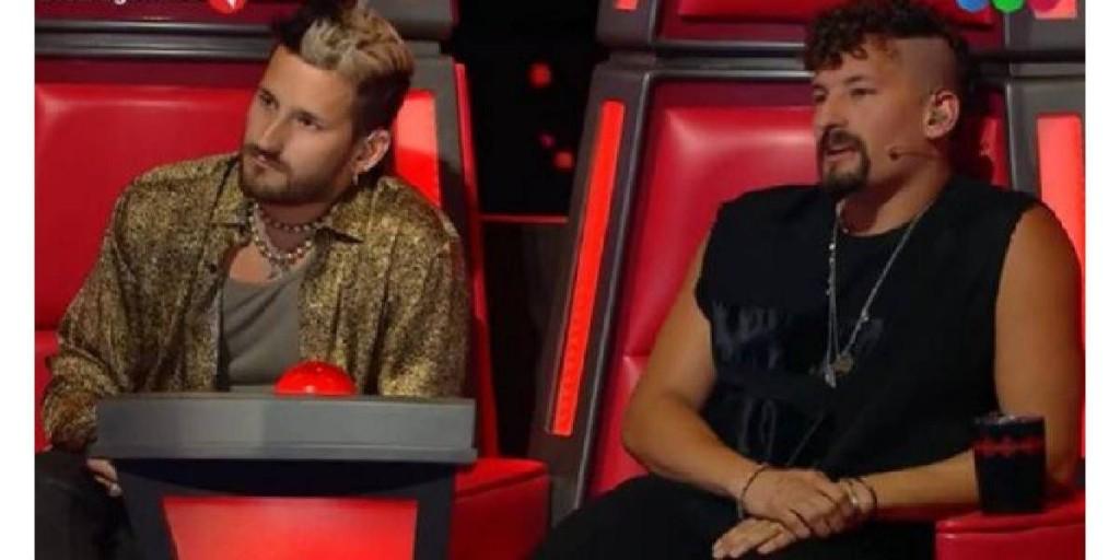 La Voz: la clase de baile de Ricky Montaner que enloqueció a los participantes y al resto del jurado