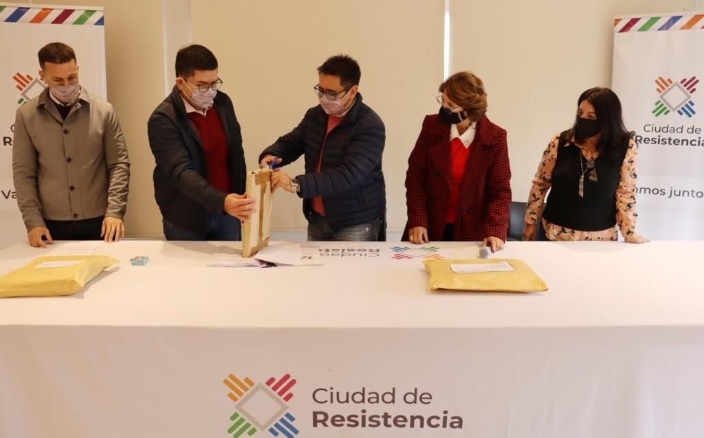 Tres empresas presentaron propuestas para las obras de la Calle Duvivier