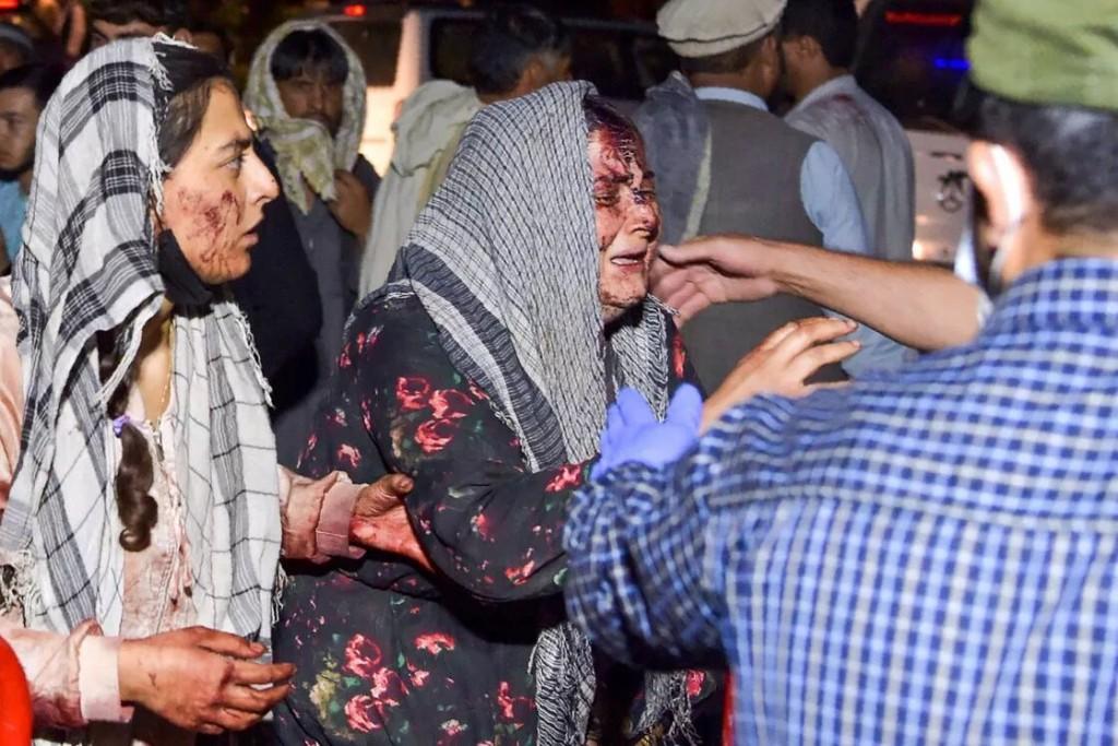 Afganistán: Múltiple atentado suicida en las fueras del aeropuerto deKabul