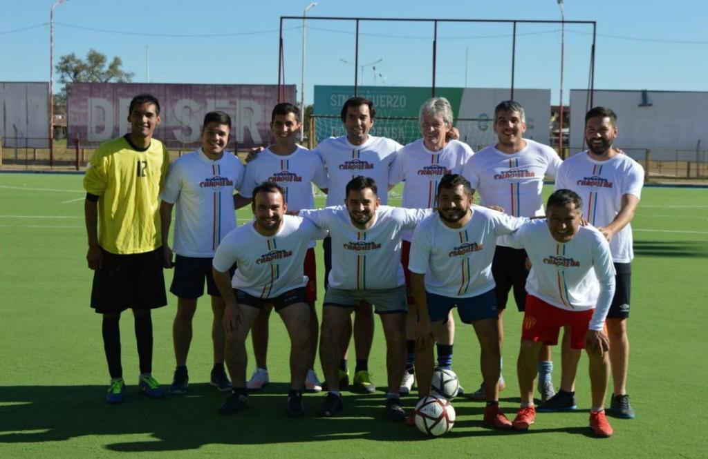 Respaldo legislativo a las actividades del seleccionado argentino de fútbol de parálisis cerebral