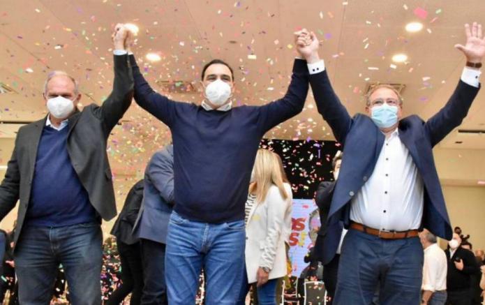 Contundente triunfo de Valdés en Corrientes
