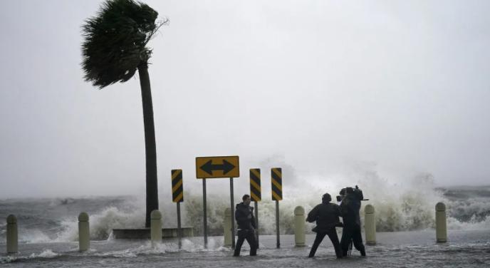 Huracán Ida: golpea Luisiana con vientos más fuertes que los de Katrina