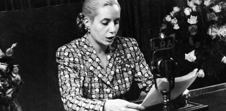 """Un día como hoy, en 1951, se produjo  """"el renunciamiento"""" de Eva Perón"""