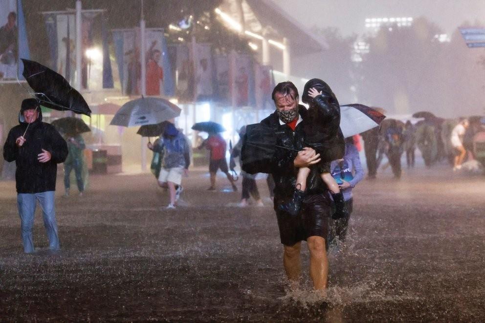 Inundaciones en Nueva York: con tecnología, EE.UU. alerta a sus habitantes sobre el riesgo de huracanes