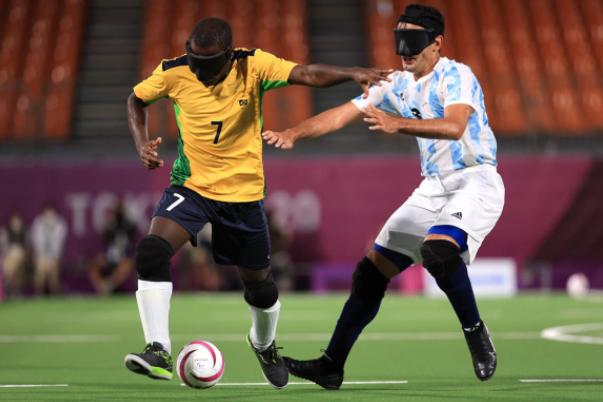 Los Murciélagos se quedaron con la medalla de plata en los Juegos Paralímpicos