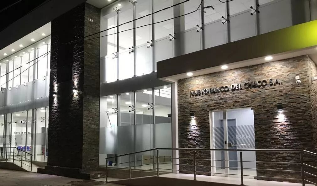 El Nuevo Banco del Chaco habilitó un nuevo edificio
