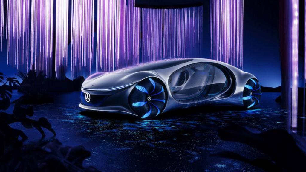 Mercedes-Benz presenta un coche sin volante